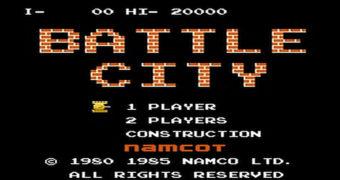 Retro Weekend: Battle City