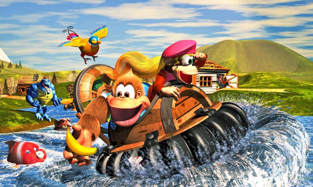 Donkey Kong Country 3 giochi a tema estivo