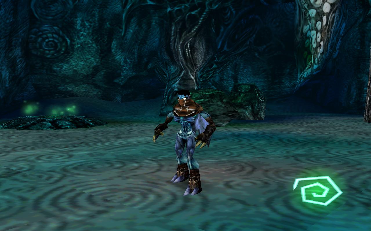 Legacy of Kain Soul Reaver - Inizio