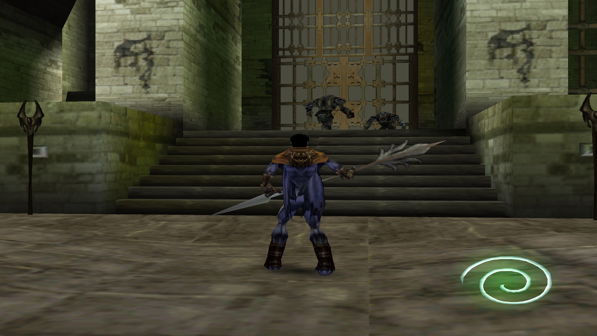 Legacy of Kain Soul Reaver - screenshot