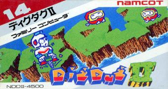 Retro Weekend: Dig Dug II