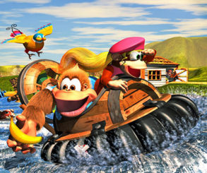 Retro Weekend: Donkey Kong Country 3: Dixie Kong's Double Trouble!!