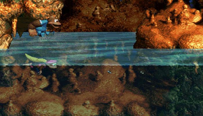 Donkey Kong Country 3 - Screenshot