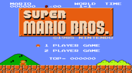 Retro Weekend: Super Mario Bros.