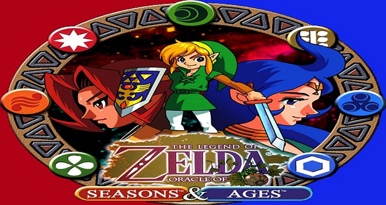 Retro Weekend: The Legend of Zelda Oracle of Seasons & Ages