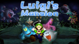 Retro Weekend: Luigi's Mansion