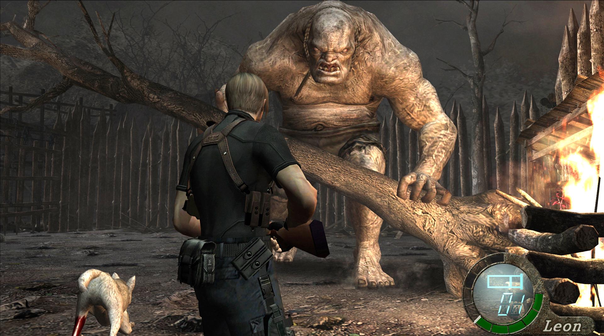 Resident Evil 4 - El Gigante