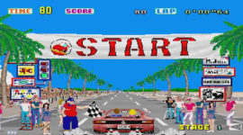 Retro Weekend: OutRun
