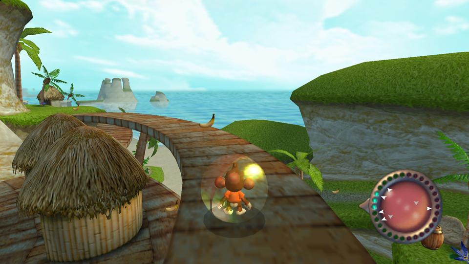 Super Monkey Ball Adventure screenshot 2