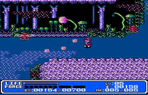 Crystalis screenshot