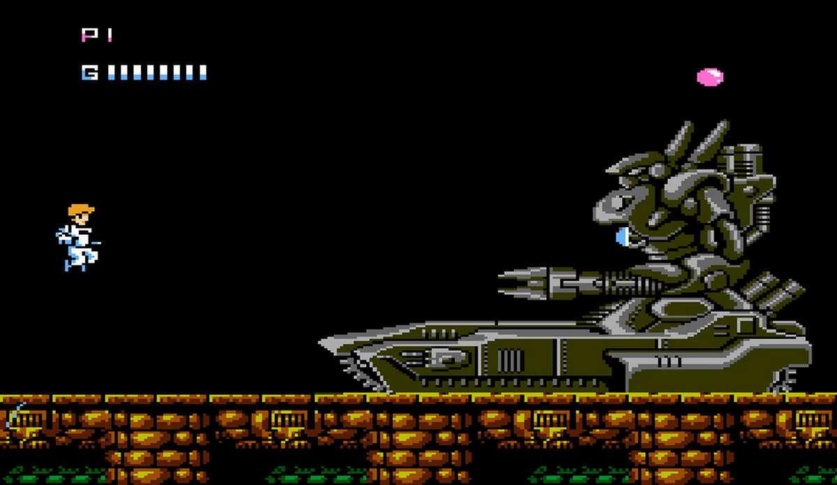 Journey to Silius screenshot 2