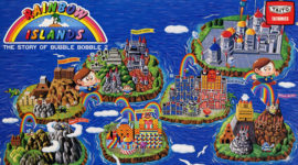 Retro Weekend: Rainbow Islands