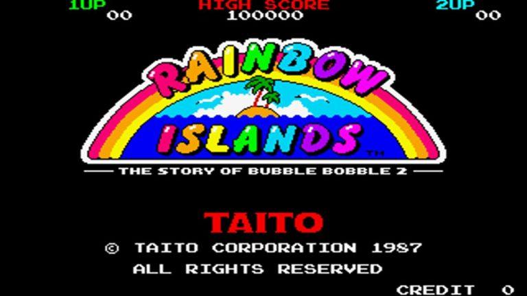 Retro Weekend: Rainbow Islands