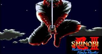 Retro Weekend – Shinobi III: Return of the Ninja Master
