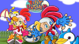Retro Weekend: Billy Hatcher and the Giant Egg