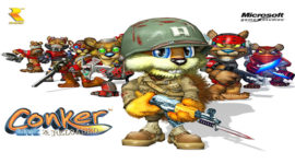 Retro Weekend: Conker's Bad Fur Day (Live and Reloaded)