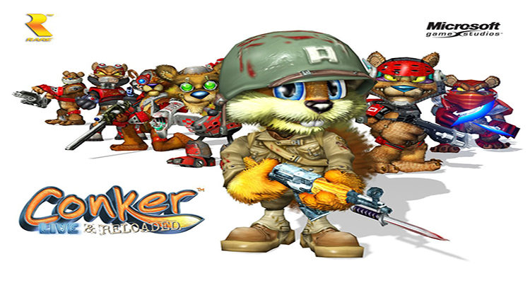 Conker's Bad Fur Day (Live and Reloaded)