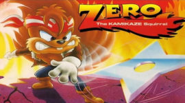 Retro Weekend: Zero the Kamikaze Squirrel